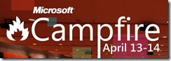 Microsoft Campfire April 13-14